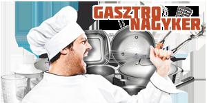 GN edények a Gasztronagykertől